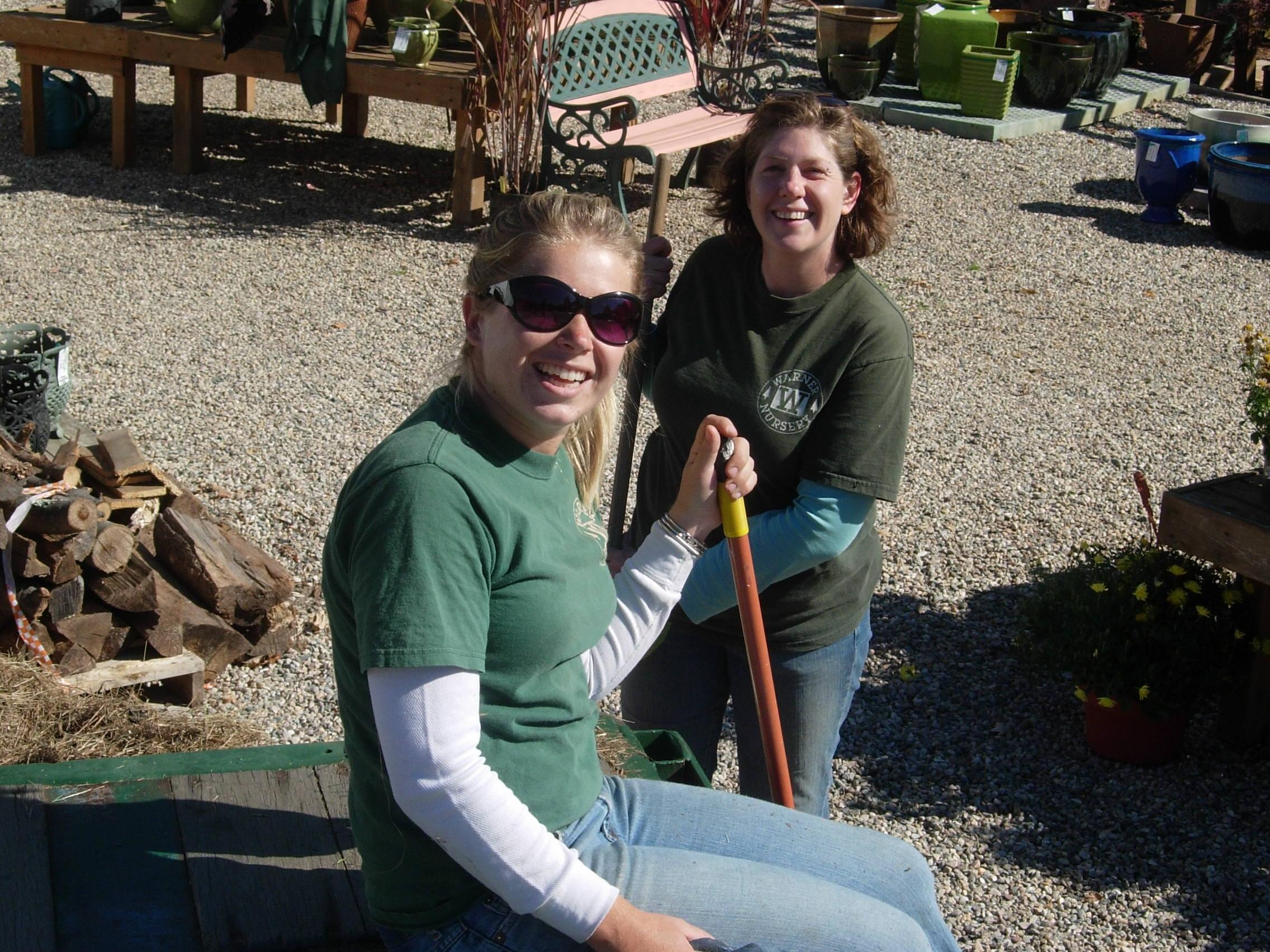 Tammy & Jessica