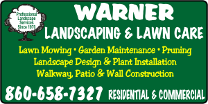 WarnerLandscaping ad 7-2012