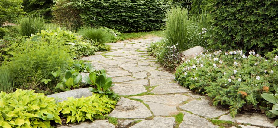 Garden Path Slider